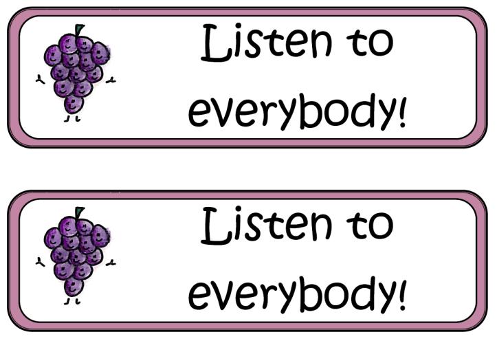 Classroom Labels 3