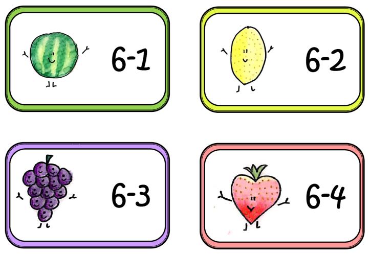 Classroom Labels 7