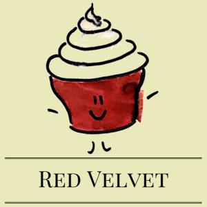 Red Velvet Icon