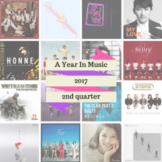 A YEar in Music 2nd quarter