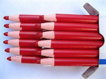 Korean red pencils