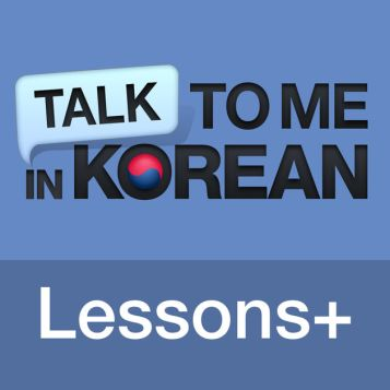 Talk to me in Korean Lessons +