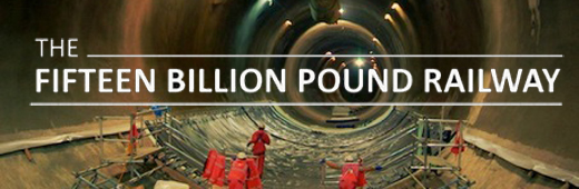 fifteen billion pound railway
