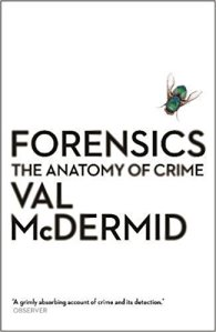 Forensics anatomy of crime