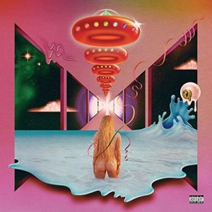 Kesha album cover