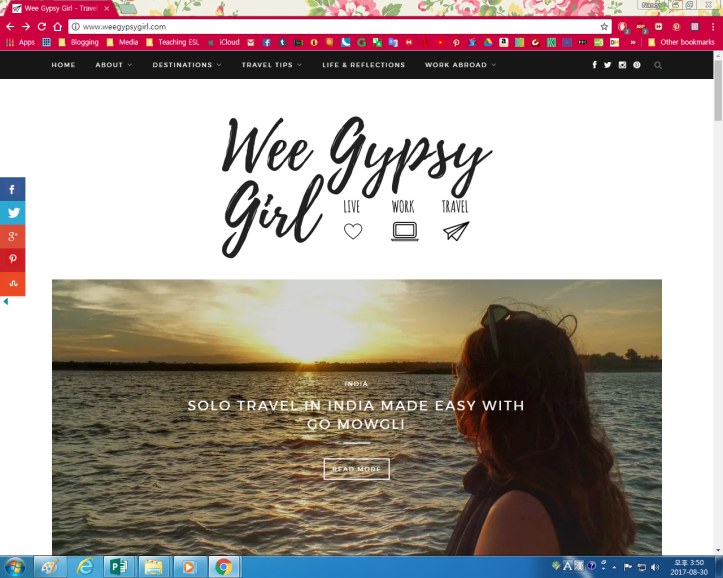 Wee Gypsy Girl Screen Cap