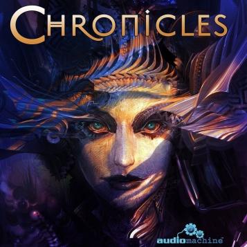 Audiomacine - chronicles