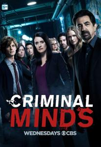 Criminal Minds S13 Poster