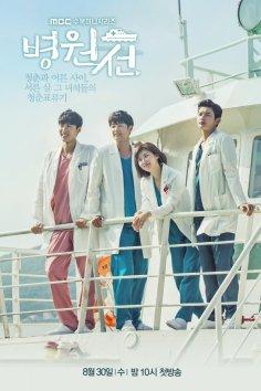 Hospital Ship Poster