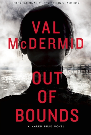 Val McDermid Out of Bounds Alternative Cover