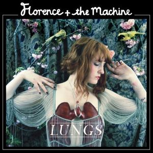 Florence and the machine album cover