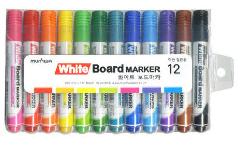 Whiteboard-Marker-12-Color-Set