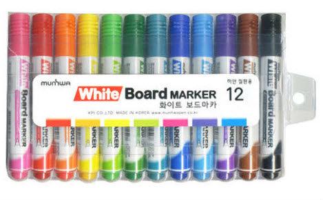 Whiteboard-Marker-12-Color-Set