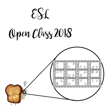 ESL _ Open Class 201