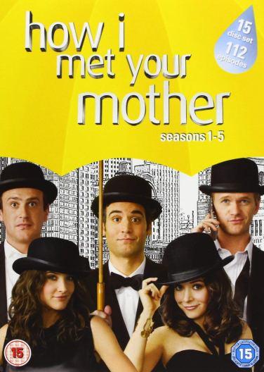 how i met your mother (1-3)