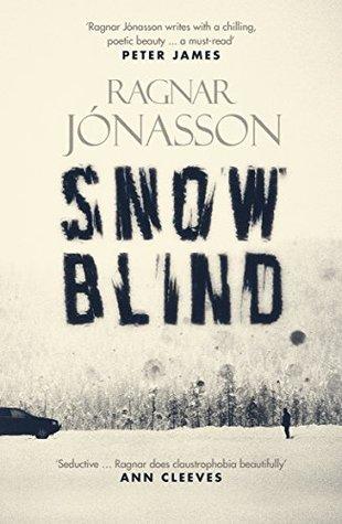 Snowblinc Book Cover