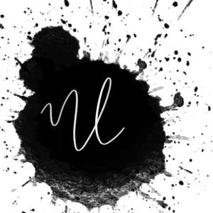 NL logo lower case