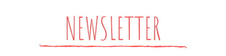 Newsletter Page Header:Title